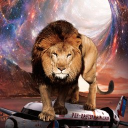 lion hole byme life landscape challenge picsartchallenge art editiion freetoedit srcgalactichole galactichole