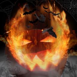 freetoedit halloween earlyhalloween halloweenspirit happyhalloween halloween2021 happyearlyhalloween spooky pumpkin spookyscaryskeletons halloweencreatures halloweenedit creepy