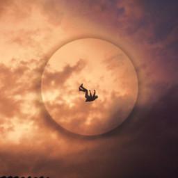 freetoedit sky falling replay skybackground nightsky