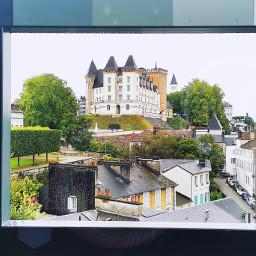 frame castle