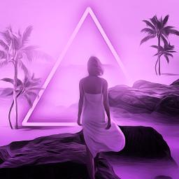 purpleaesthetic purplebackground neon artistic watercoloreffect picsartchallenge freetoedit ecneonsigns2021 neonsigns2021