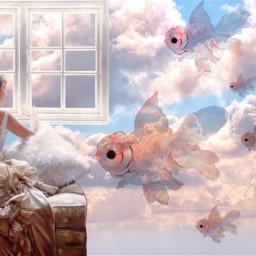 surreality surrealart freetoedit picsart srcpinkfishies pinkfishies