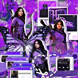 freetoedit hawkeye marvel purple