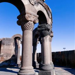 oldbuilding armenia columns architecture building freetoedit local
