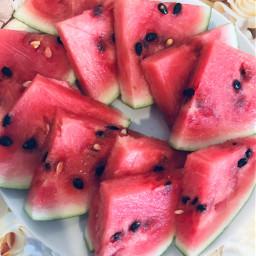 арбузик вкуснятина ням
