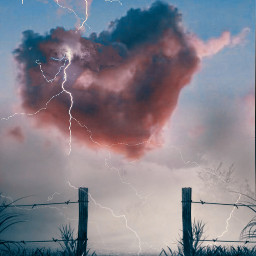 background backgrounds brokenheart heart sky nature lightning freetoedit madewithpicsart heypicsart remix remixit