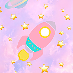 freetoedit glitter sparkle galaxy sky stars space planets clouds pink purple pastel cute kawaii colorful universe cosmos aesthetic overlay background replay