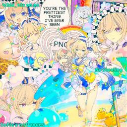 freetoedit barbara barbaragenshinimpact genshinimpact anime animegirl videogame complex complexedit complexanimeedit