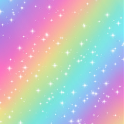 freetoedit glitter sparkle galaxy sky stars shimmer colorful rainbow prism neon cute kawaii pattern aesthetic overlay background wallpaper