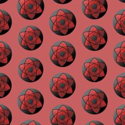 freetoedit remix wallpaper narutoshippuden uchihaclan logo patternator red