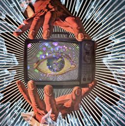 dontlosefocus televisionisthedrugofthenation breedingignorance feedingradiation remotecontrolofthemasses tellingitlikeitis tinkertailorartist mypieceofpeace editedwithpicsart freetoedit picsart irconretrotv onretrotv