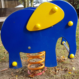 elephant toy playground children kids pcyellowisee yellowisee