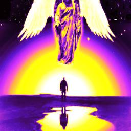 freetoedit yours_awesomeness surrealism surreal madewithpicsart surrealistic fantasy scifi vaporwave man retro fiction fictional renaissance angel angelwimgs rennaissanceart local
