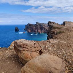 greatview sea rocks madeira myownphotography freetoedit local