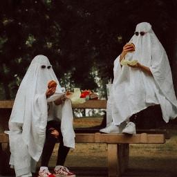 ghost besties fourmonths