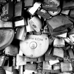 lock locks bridge love names dates interesting pcblackandwhite blackandwhite