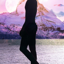 freetoedit voteforme ircsunsetsilhouette sunsetsilhouette