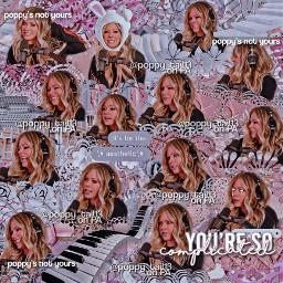 freetoedit avrillavigne avril lavigne complicated dontknowwhattohashtag singer pink purple blue shapeedit