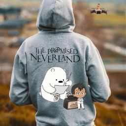 freetoedit promisedneverland ray bear nishinoya random irchoodiefrombehind hoodiefrombehind